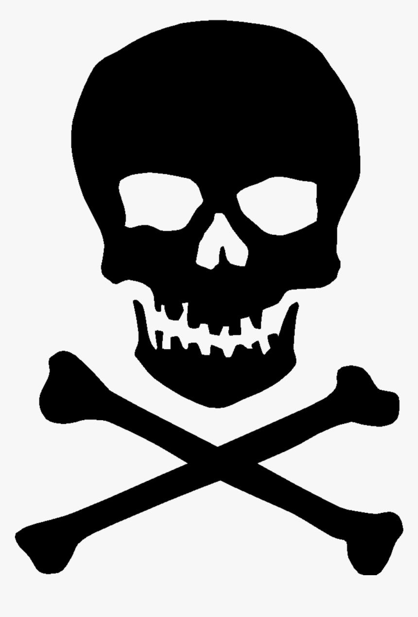 Skull And Bones Skull And Crossbones Human Skull Symbolism - Skull And Crossbones Free, HD Png Download, Free Download