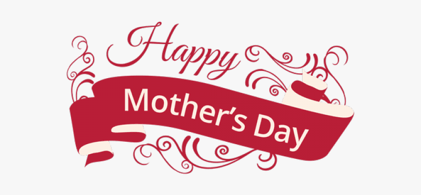 Mother's Day Png Transparent Images - Calligraphy, Png Download, Free Download