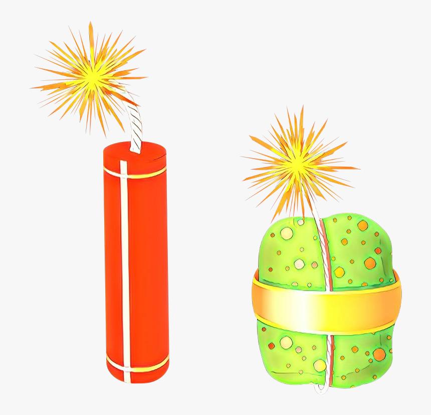 Clip Art Portable Network Graphics Firecracker Vector - Diwali Cracker Images Png, Transparent Png, Free Download