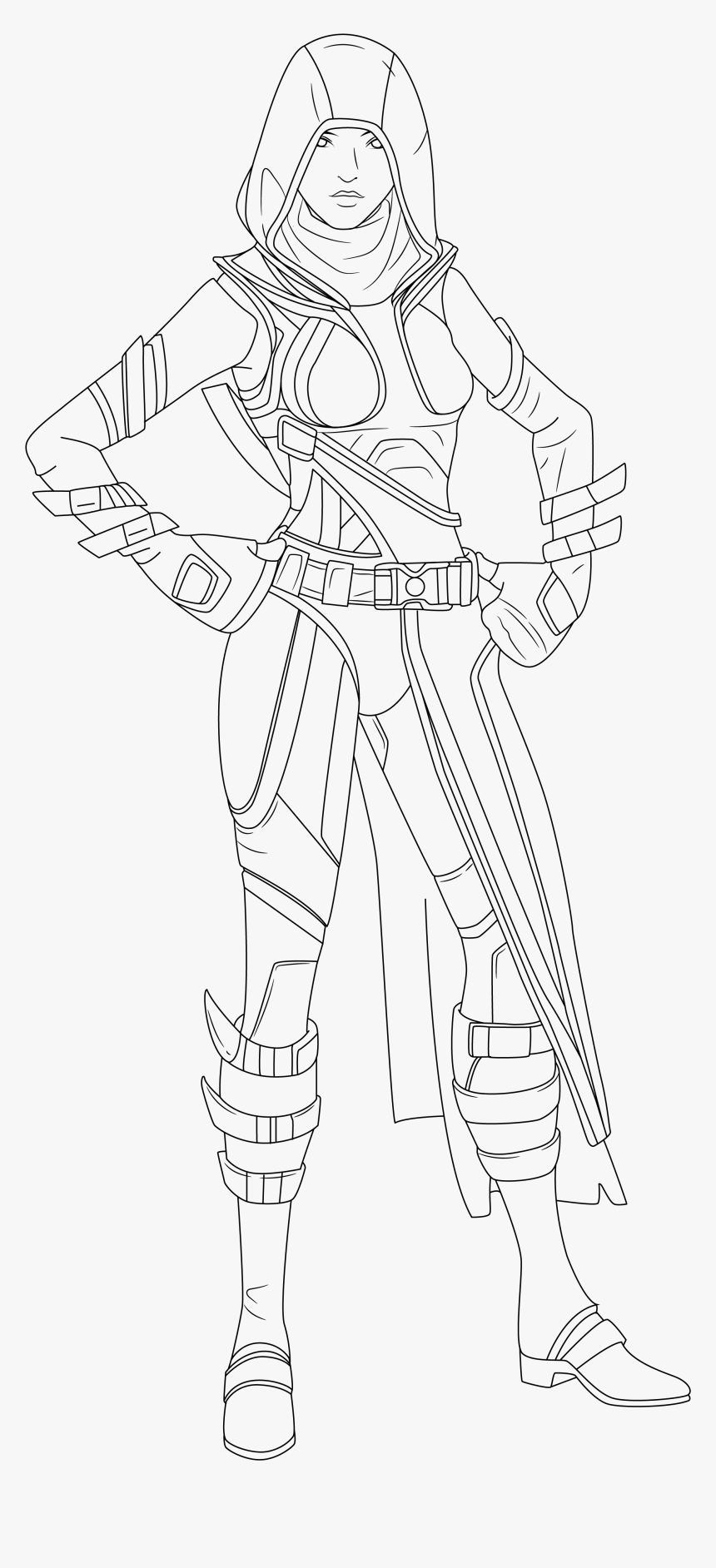 - Fortnite Fate Coloring Pages, HD Png Download - Kindpng