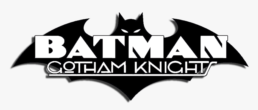 Dc Database - Batman Gotham Knights Comic Logo, HD Png Download, Free Download