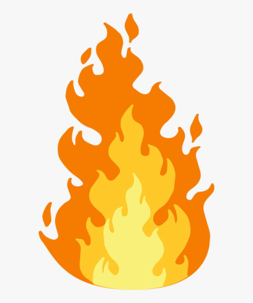 Fire Vector Png - Clipart Fire, Transparent Png, Free Download