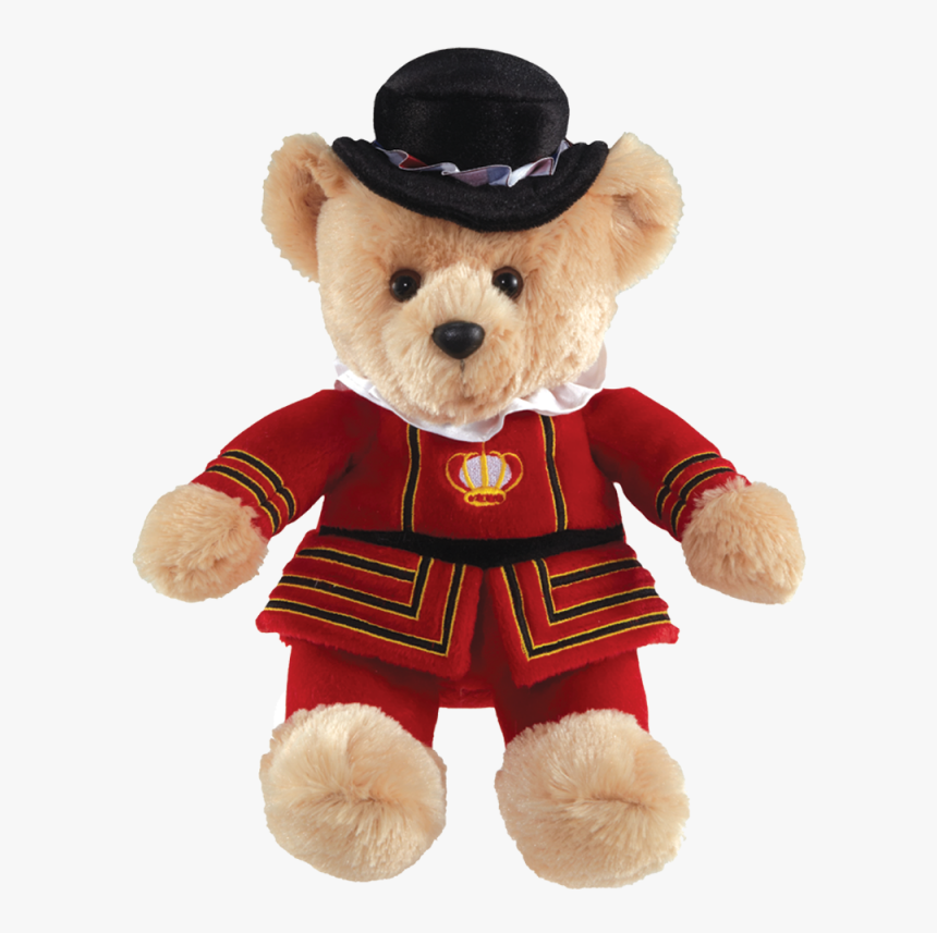Teddy Bear In Gift Png, Transparent Png, Free Download