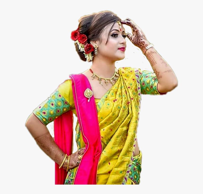 Indian Girl Png For Picsart, Transparent Png, Free Download