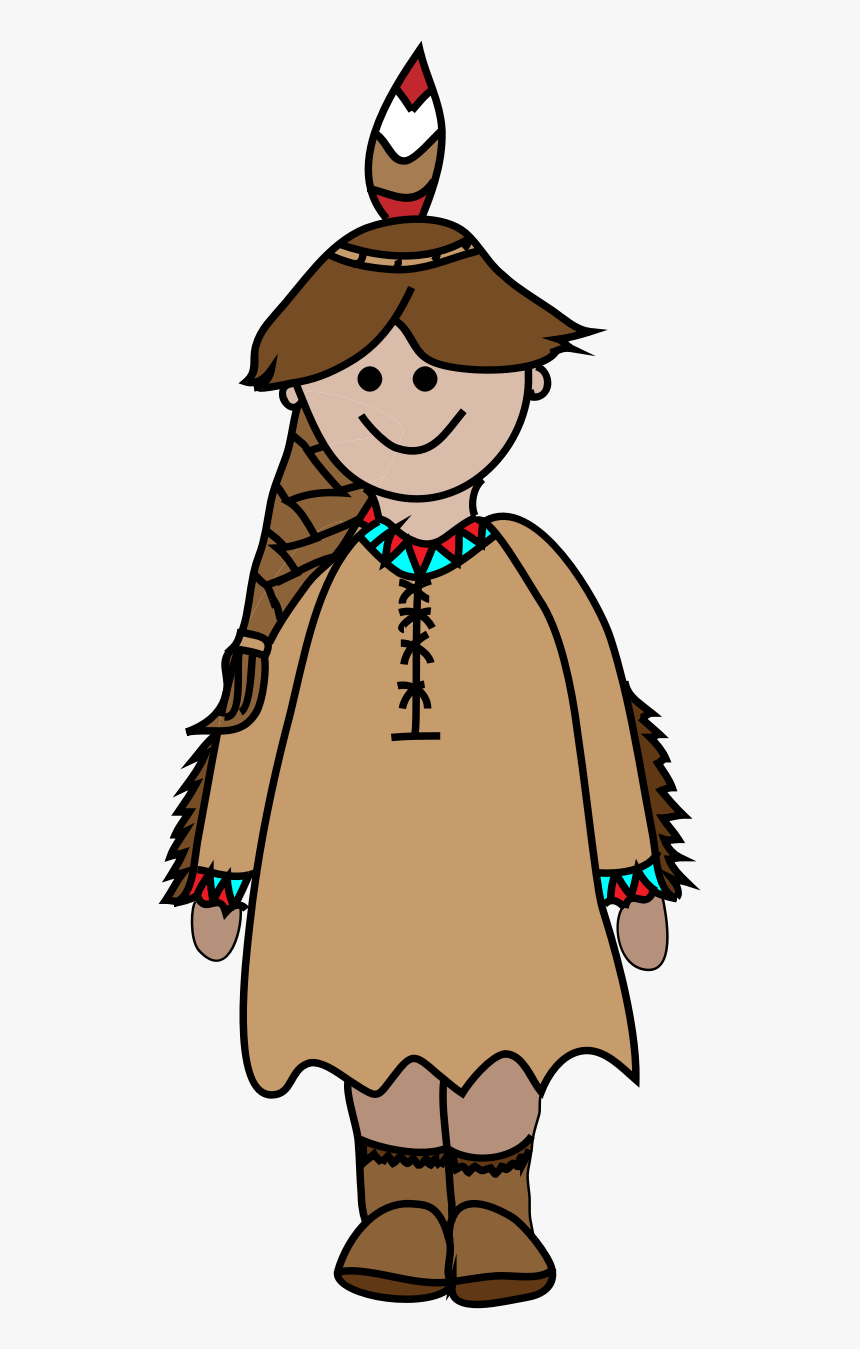 Indian Girl Clip Arts - Clip Art, HD Png Download, Free Download