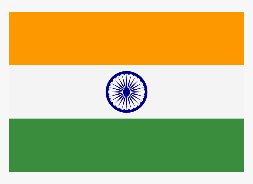India Transparent Button - Png Indian Flag Icon, Png Download, Free Download