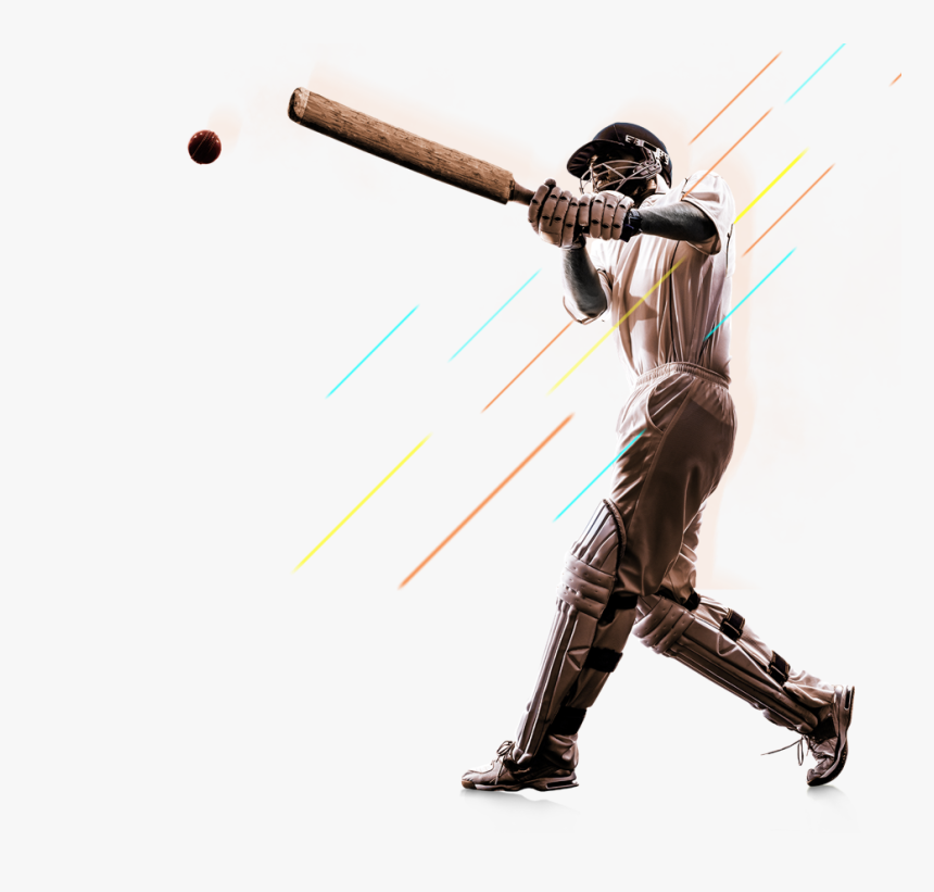 Cricket Batsman Png, Transparent Png, Free Download