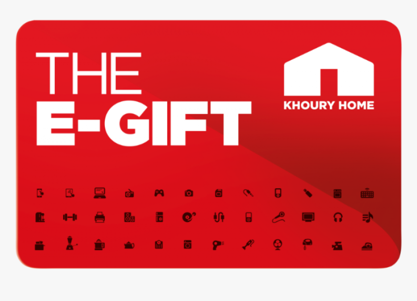 Khoury Home Online E-gift Card - Khoury Home, HD Png Download, Free Download