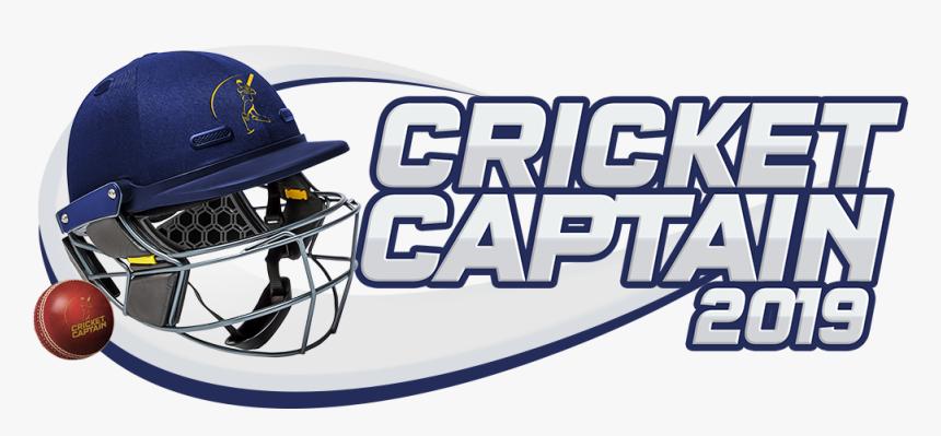 Cricket Captain - Cricket Captain 2019, HD Png Download, Free Download