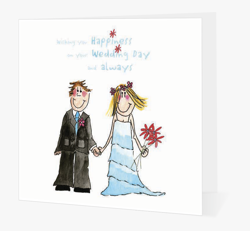 Mr And Mrs - Greeting Card, HD Png Download, Free Download