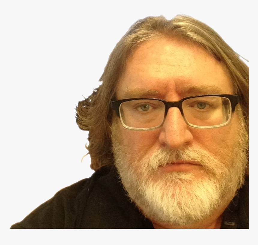 Transparent Gabe Newell Png - Gabe Newell, Png Download, Free Download
