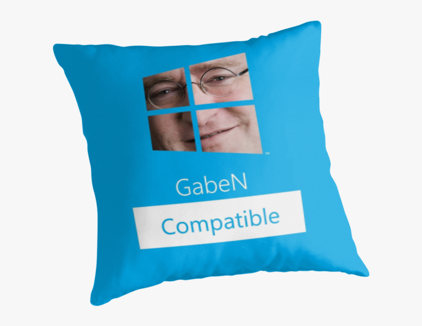 """gaben Compatible - Gabe Newell Smile, HD Png Download, Free Download"