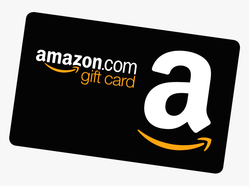 Redeem Your Earned Points For E-gift Cards In The - Amazon Gift Card Png, Transparent Png, Free Download