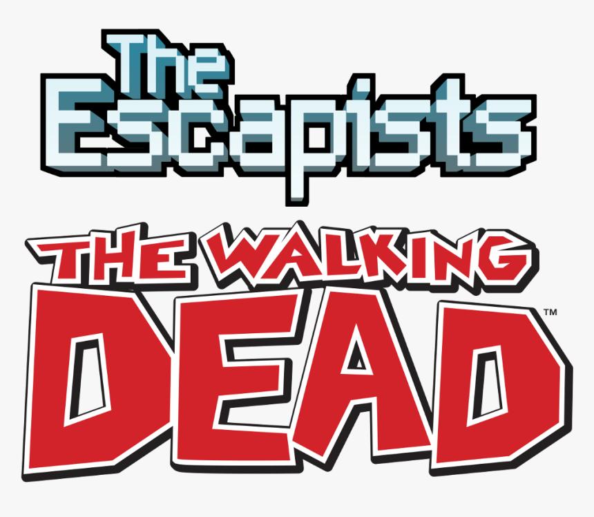 Escapists The Walking Dead Png, Transparent Png, Free Download
