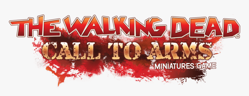 Walking Dead All Out War Logo, HD Png Download, Free Download