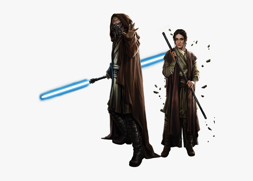 Swfbeta-characters - Star Wars Character Rpg, HD Png Download, Free Download