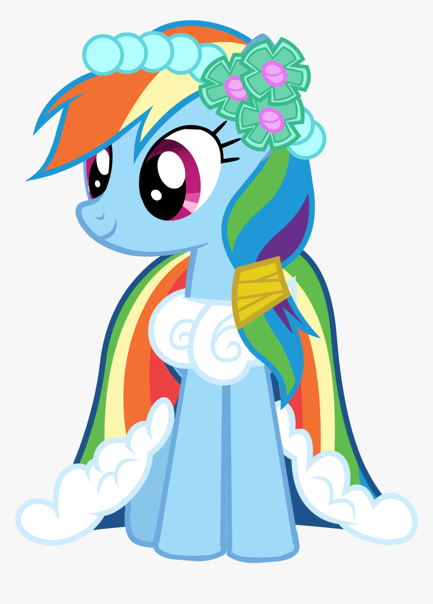 - Friendship Rainbow Dash My Little Pony, HD Png Download - Kindpng