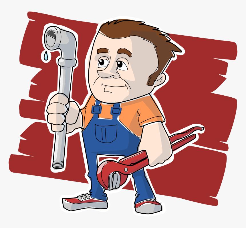 Clip Art Great Job - Plumber Clip Art Png, Transparent Png, Free Download