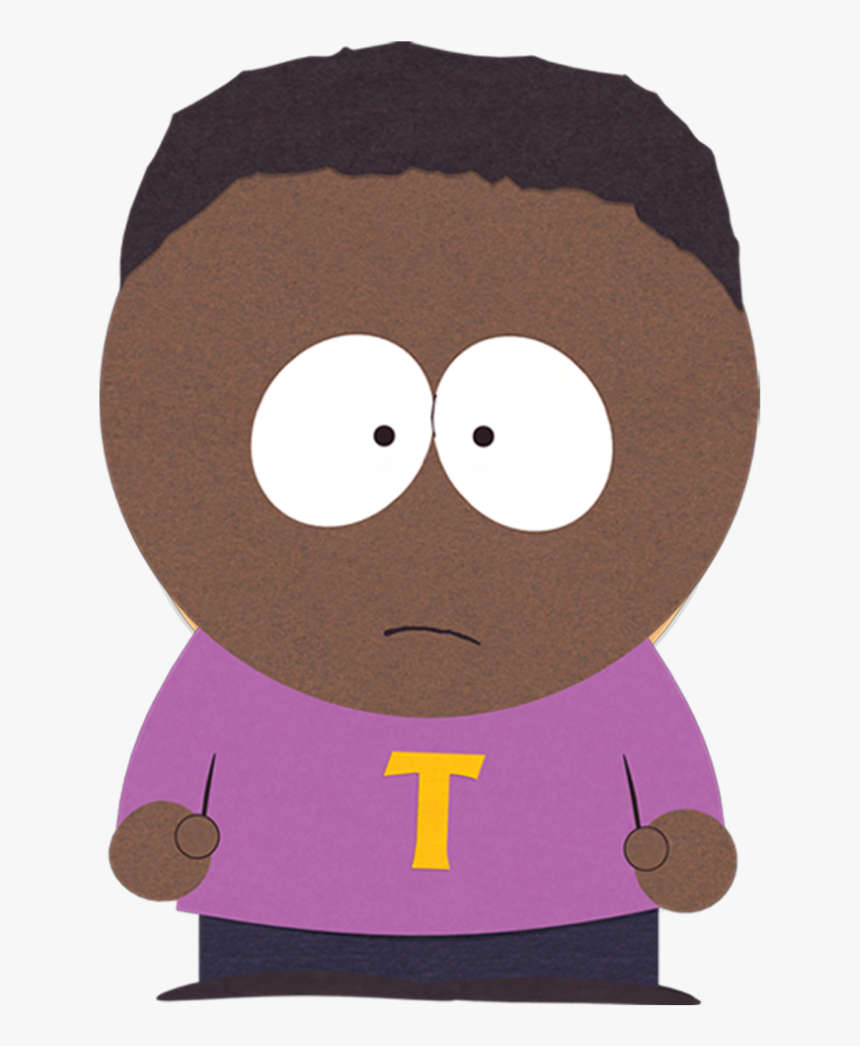 South Park Token X Nicole, Hd Png Download , Png Download - Token South Park Png, Transparent Png, Free Download