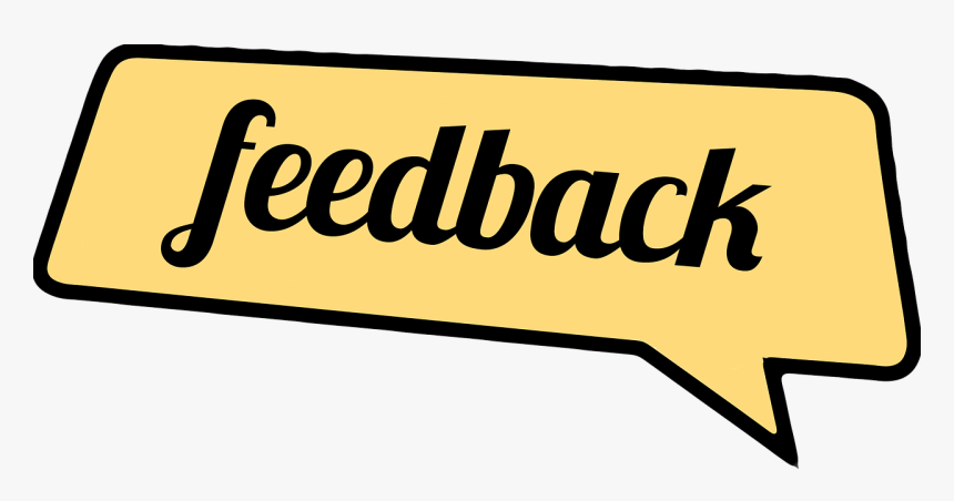 Feedback Word Png - Feedback Word, Transparent Png, Free Download