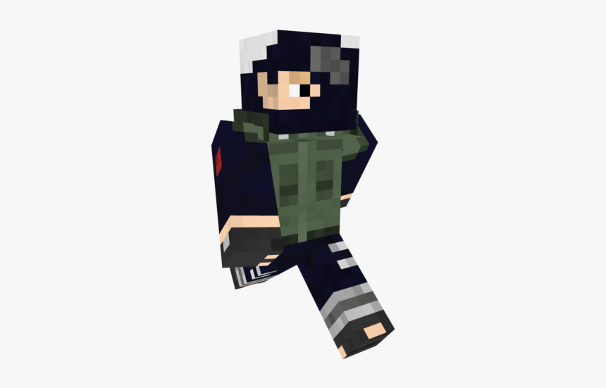 Imágenes Del Skin De Naruto Para Minecraft, HD Png Download, Free Download