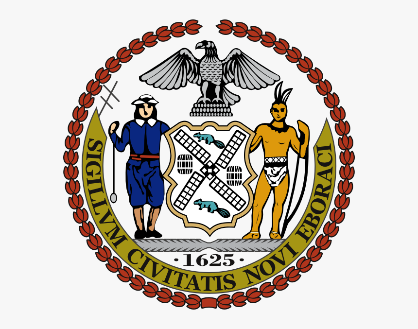 Seal Of New York City, HD Png Download, Free Download