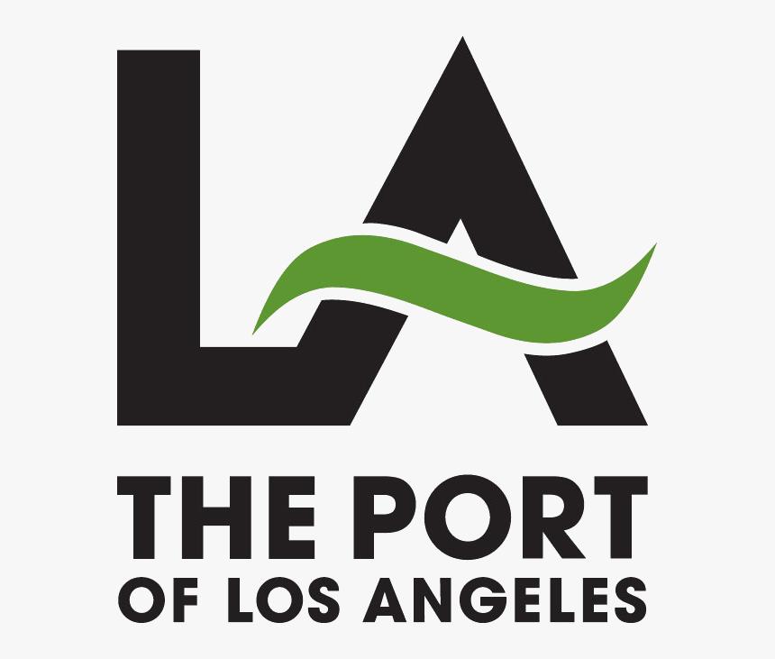 Portofla Logo - Port Of Los Angeles Logo, HD Png Download, Free Download