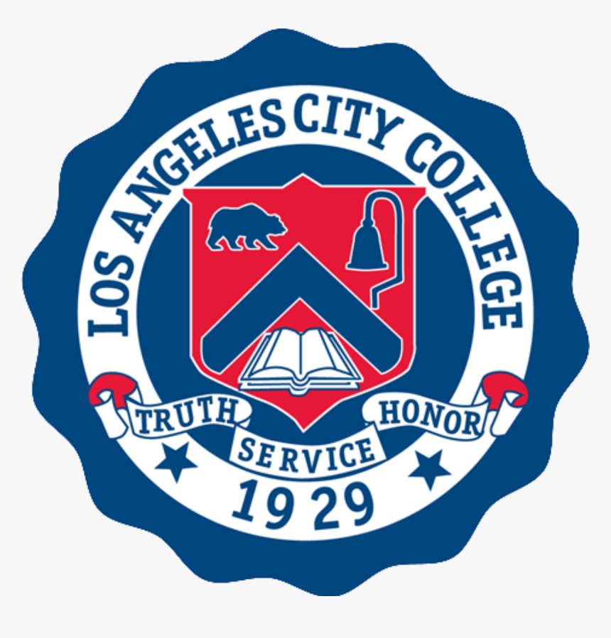 Transparent Los Angeles Png - Los Angeles City College Logo, Png Download, Free Download