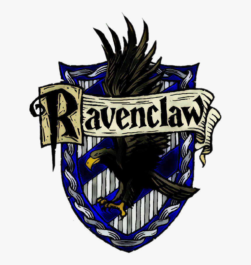 Transparent Ravenclaw Png - Harry Potter Ravenclaw Logo, Png ...