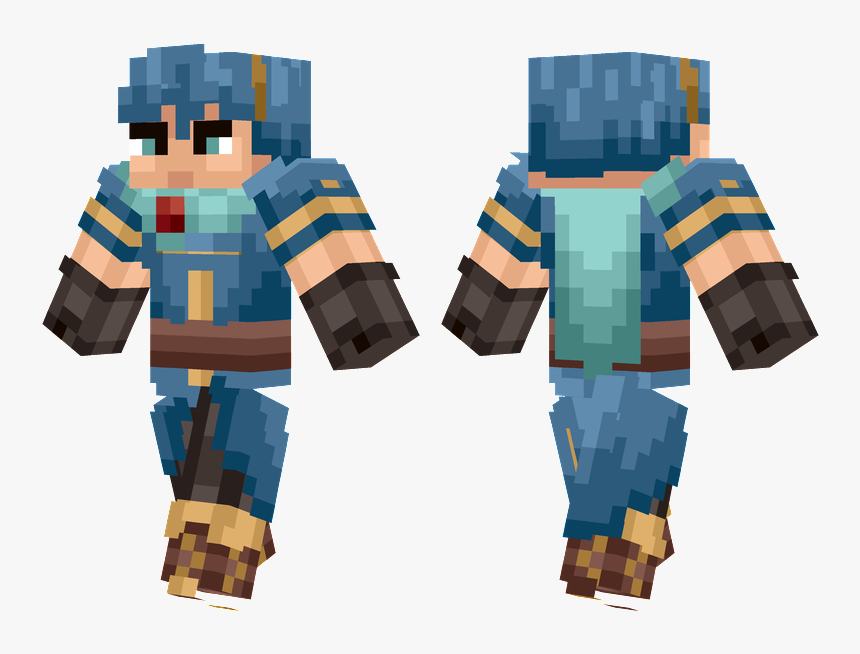 Deep Sea Diver Skin Minecraft, HD Png Download, Free Download