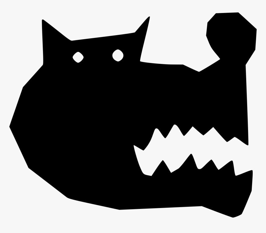 Transparent Dog Head Png - Cat, Png Download, Free Download