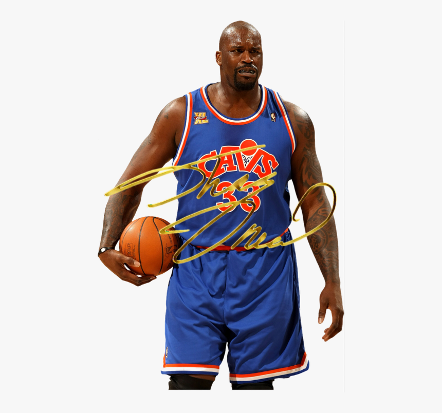 Shaquille O Neal - Basketball Players Shaquille O Neal, HD Png Download, Free Download