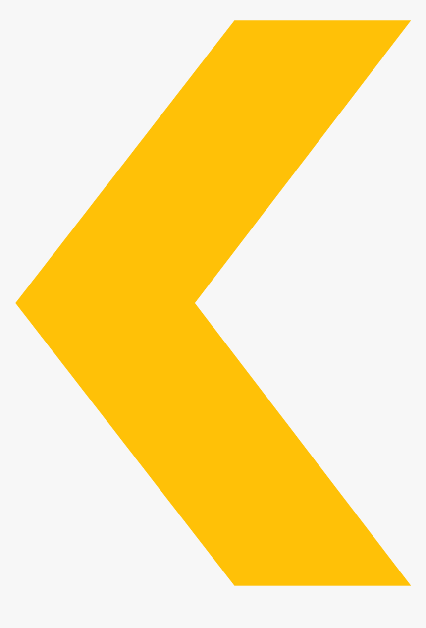 Arrow Left Icon Png Yellow, Transparent Png, Free Download