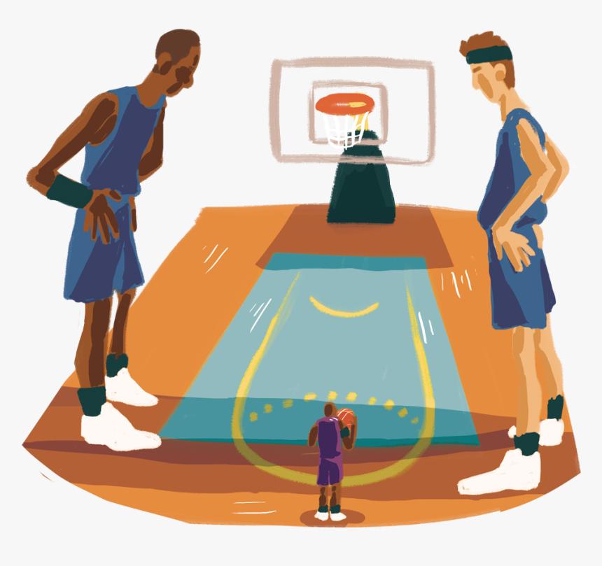 Shoot Basketball, HD Png Download, Free Download
