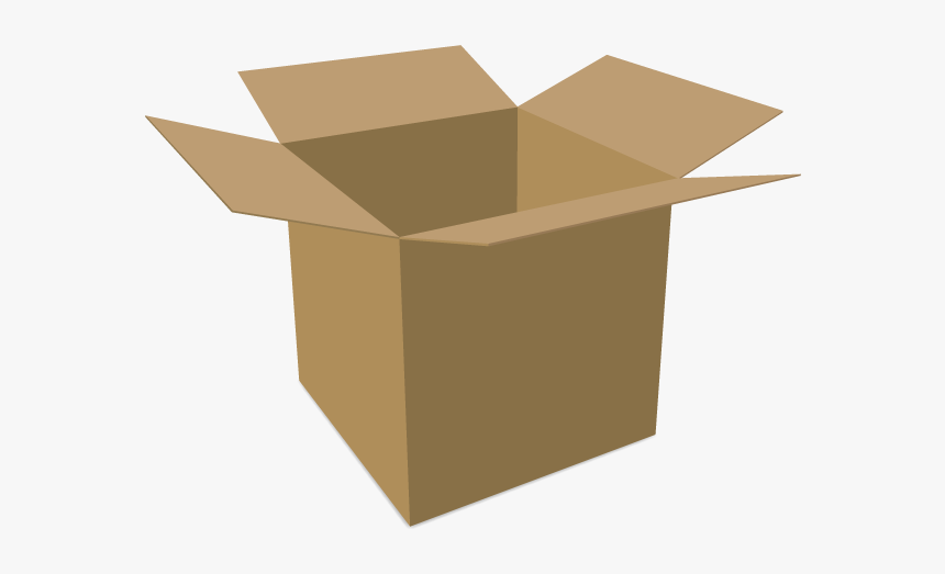 Open Box Png - Box, Transparent Png, Free Download