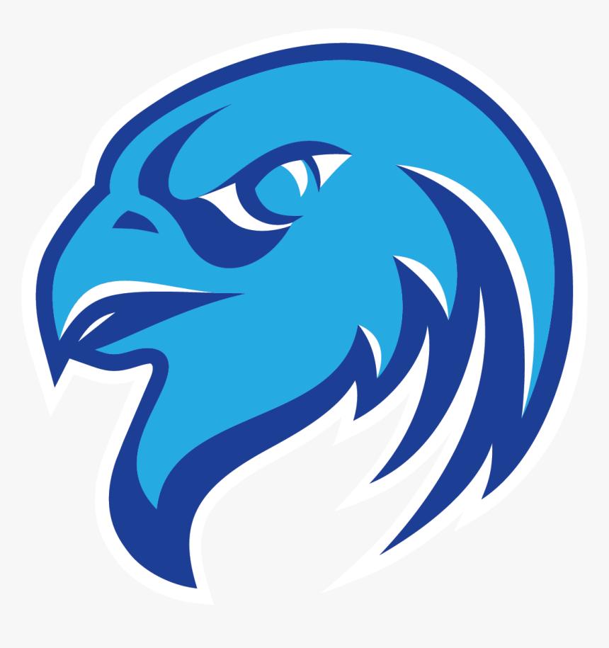 Blue Falcon Png Logo Blue Eagle Png Transparent Png Kindpng