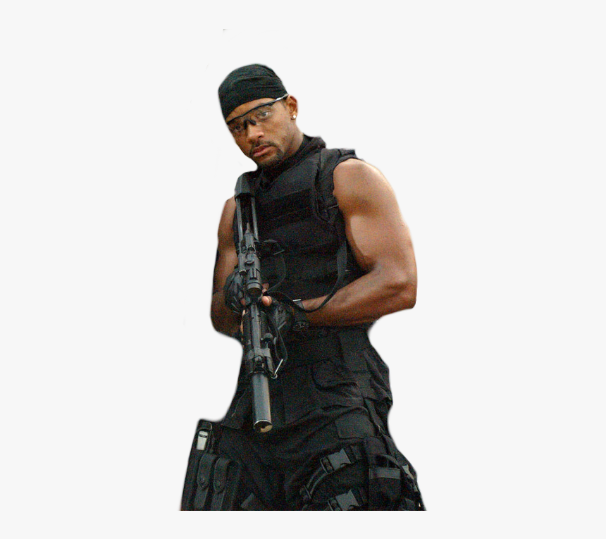 Will Smith Png - Will Smith Bad Boys Png, Transparent Png, Free Download