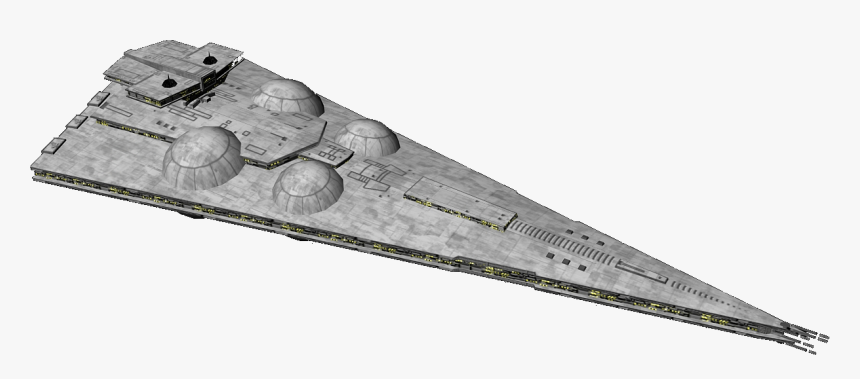 Interdictor-class - Star Wars Interdictor Class Star Destroyer, HD Png Download, Free Download