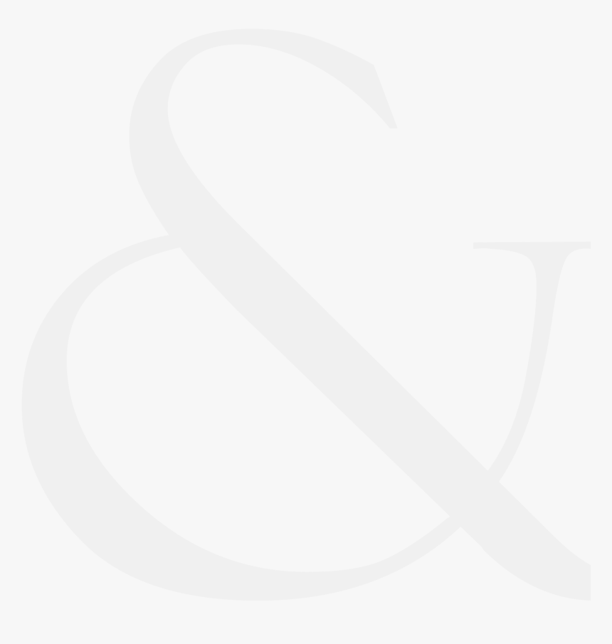 New Items - Illustration - White Ampersand Sign Transparent, HD Png Download, Free Download