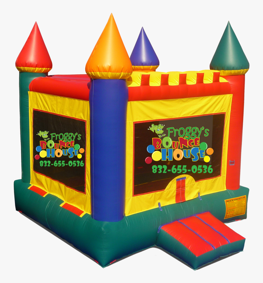 Bounce Houses,moonwalks,water Slides, Margaritas Machine - Inflatable Bounce House, HD Png Download, Free Download