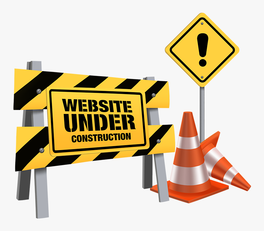 Our Website Is Under Construction But The - Website Under ...