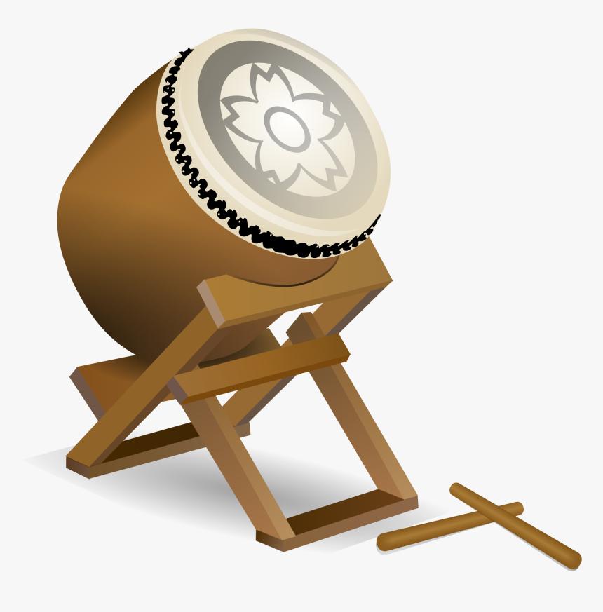 Taiko Drum Clip Arts - Taiko Drum Clipart, HD Png Download, Free Download