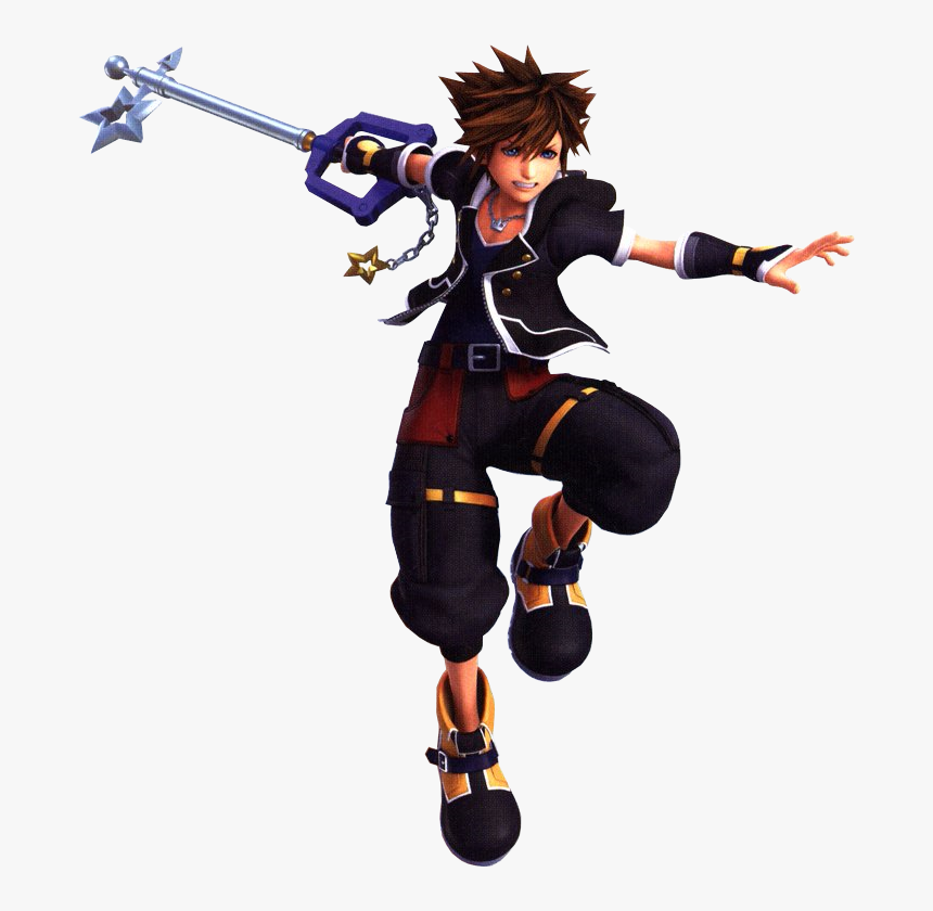 Second Form - Kingdom Hearts 3 Second Form, HD Png Download, Free Download