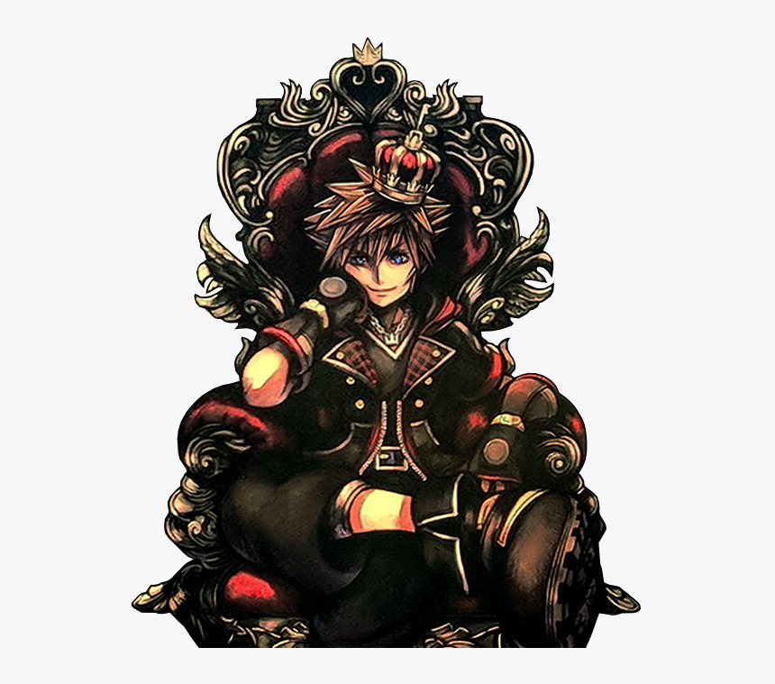 Kingdom Hearts 3 Sora Artwork, HD Png Download, Free Download