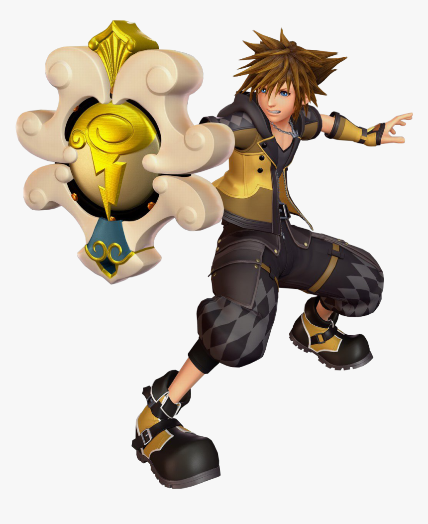 Art Id - - Kingdom Hearts 3 Forms, HD Png Download, Free Download
