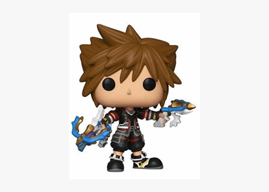 Kingdom Hearts 3 Sora Pop, HD Png Download, Free Download