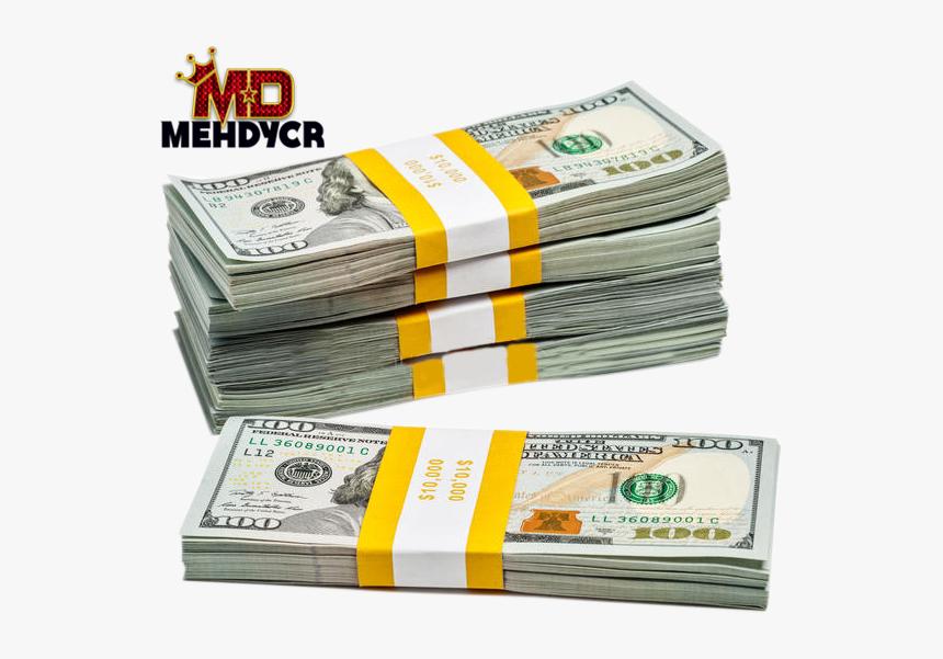 Stacks Of Money Png, Transparent Png, Free Download