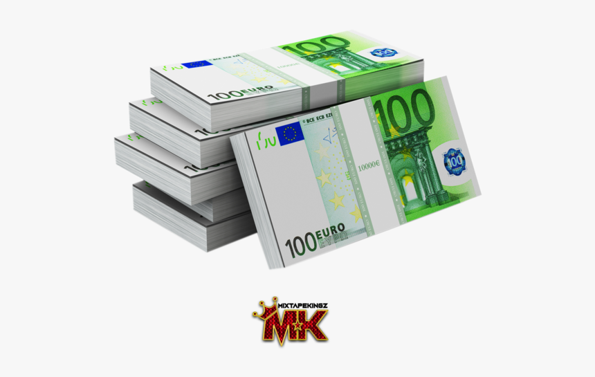 1000 Euro In 10 Euro, HD Png Download, Free Download
