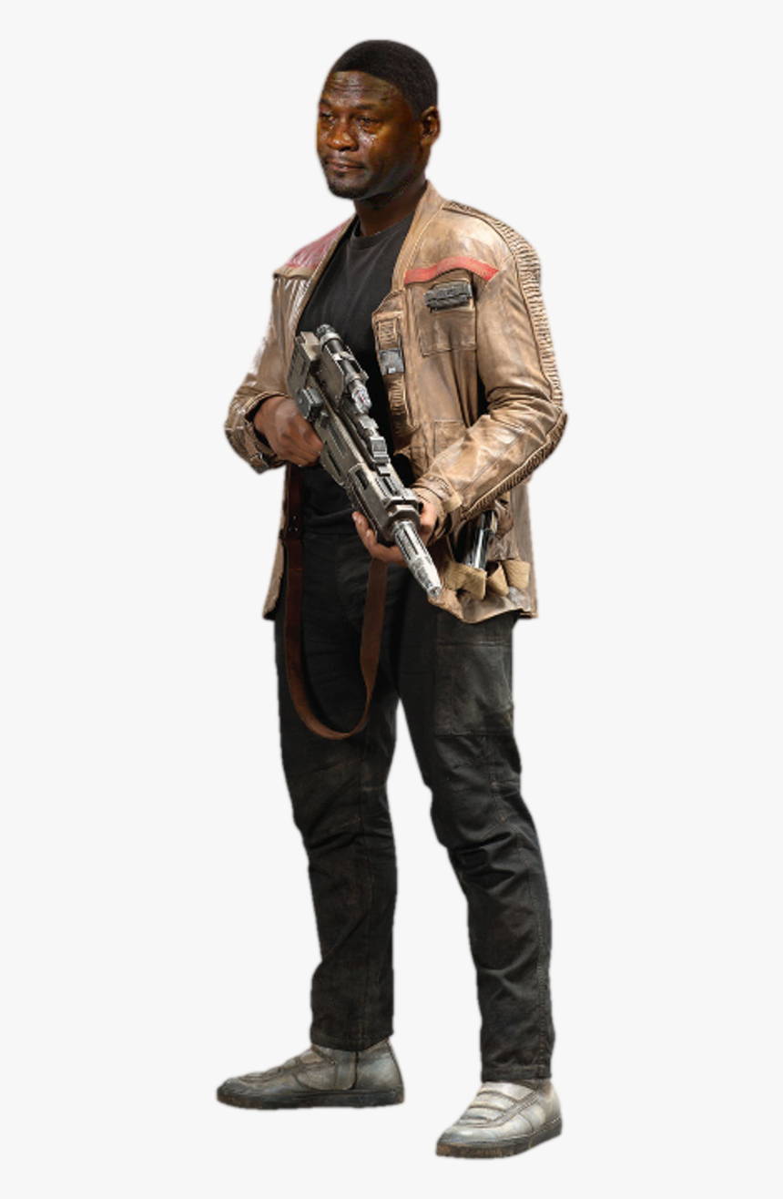 Finn Poe Dameron Star Wars Star Wars Finn Jacket Hd Png Download Kindpng