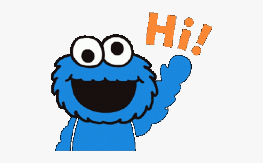 Cookie Monster Clipart Tumblr Transparent Cartoon Png Png